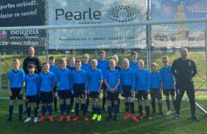 training voetbalschool